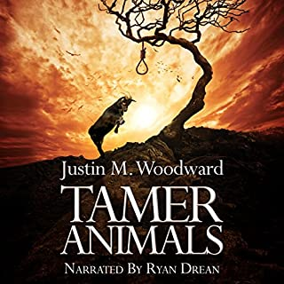 Tamer Animals audiobook cover art