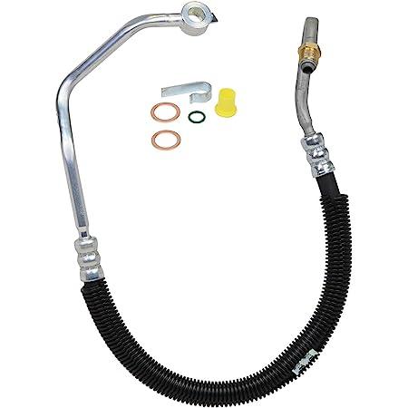 1 Pack Edelmann 81472 Power Steering Pressure Line Hose Assembly