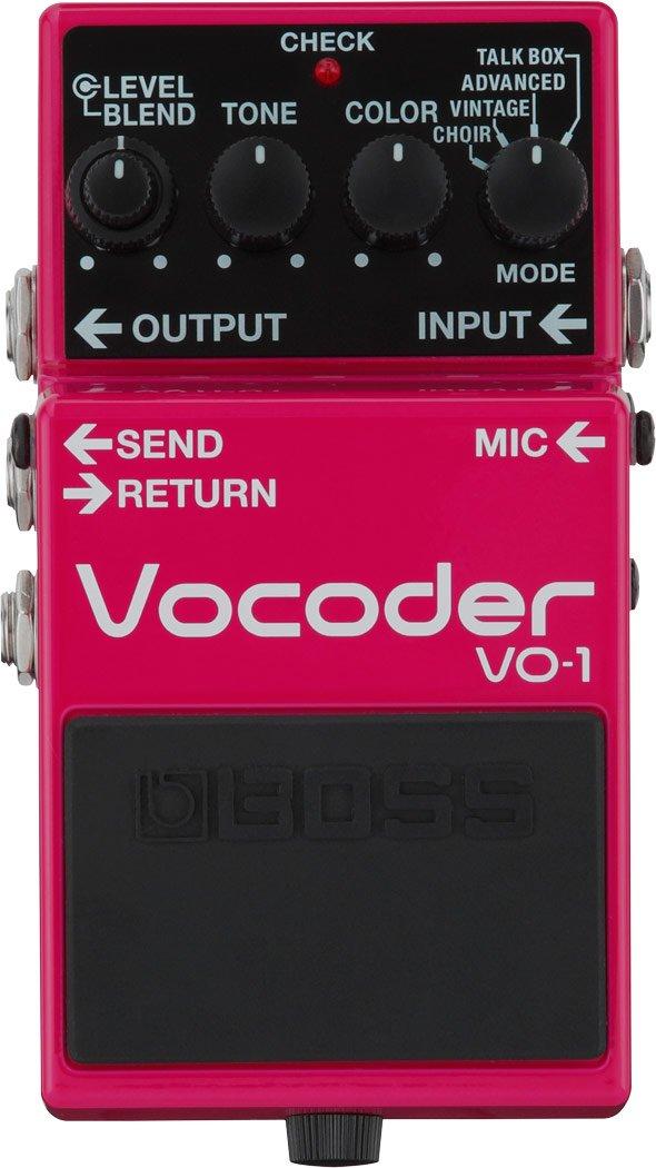 リンク:VO-1 Vocoder