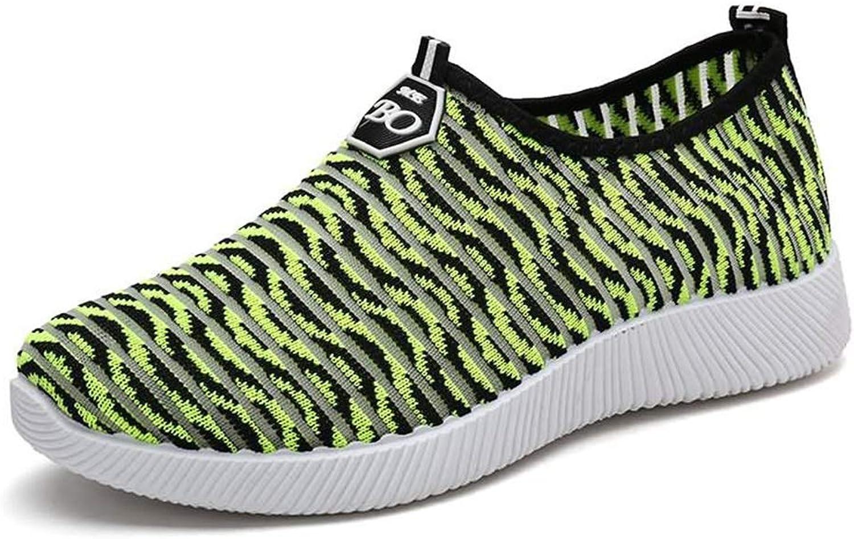 He-yanjing Women's shoes Breathable Women's shoes Openwork mesh shoes Light Running shoes
