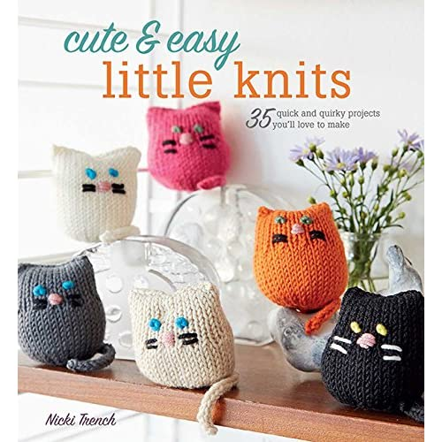 Easy Knitting Patterns For Beginners Amazon Co Uk