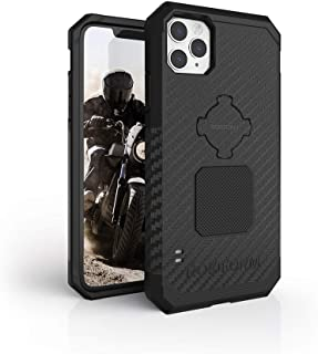 Rokform - iPhone 11 Pro Magnetic Case with Twist Lock, Military Grade Rugged iPhone Case Series (Black)