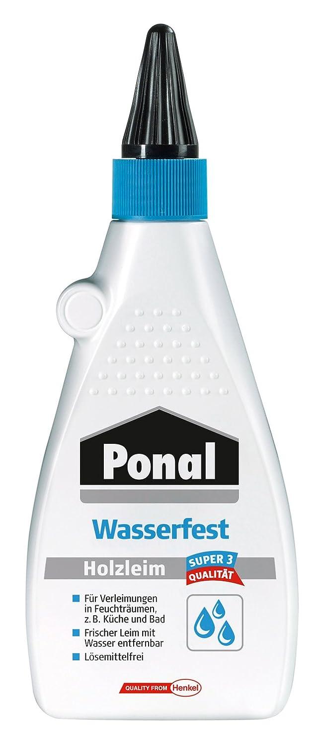 Henkel Ponal PN10S Wood Glue Waterproof 550 g