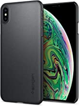 Spigen Thin Fit Designed for Apple iPhone Xs Max Case (2018) - Graphite Gray