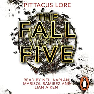 The Fall of Five cover art