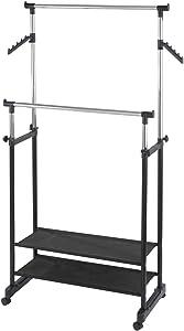 iDiffusion - Armario Doble con Puerta móvil 117/169 cm.