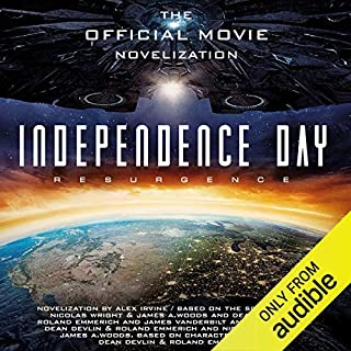 Independence Day: Resurgence audiobook cover art