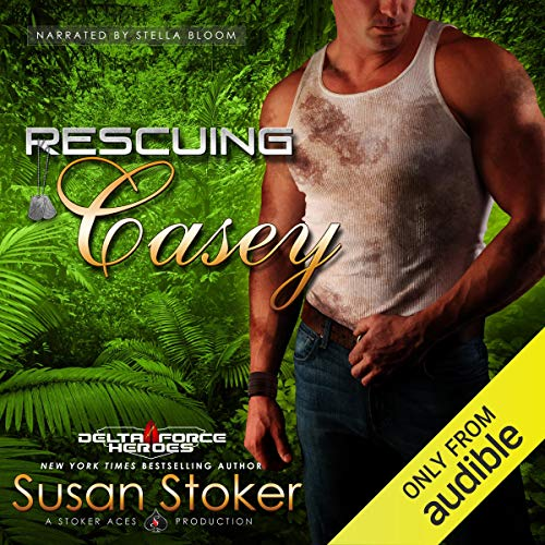 Rescuing Casey audiobook cover art