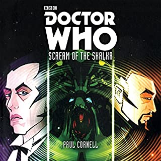 Doctor Who: Scream of the Shalka cover art