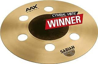 Sabian Cymbal, AAX Air Splash Brilliant Finish, inch (21005XAB)