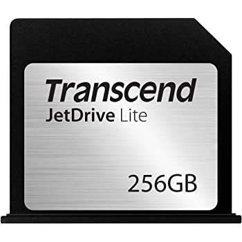 Transcend TS256GJDL130 Jetdrive Lite 130 256GB Storage Expansion Card