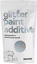 Hemway | Glitter Verf Additief voor Emulsie Watergebaseerde Verven 100g