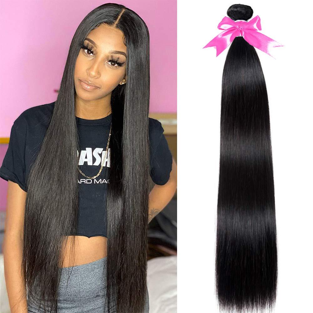 overseas 1 Bundles Straight supreme Hair 100% Bundle Human Brazlian