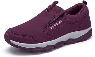 cc79c5c3d838 LLWAD Chaussures De Couple D'Âge Moyen pour Hommes, Chaussures De Grande  Taille,