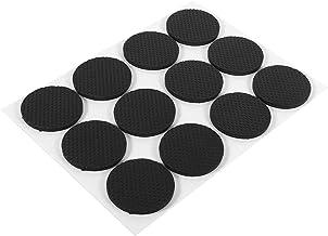 Almofadas de borracha para pés, protetores de piso Protetor de piso Almofadas de borracha em formato redondo TRP Material ...