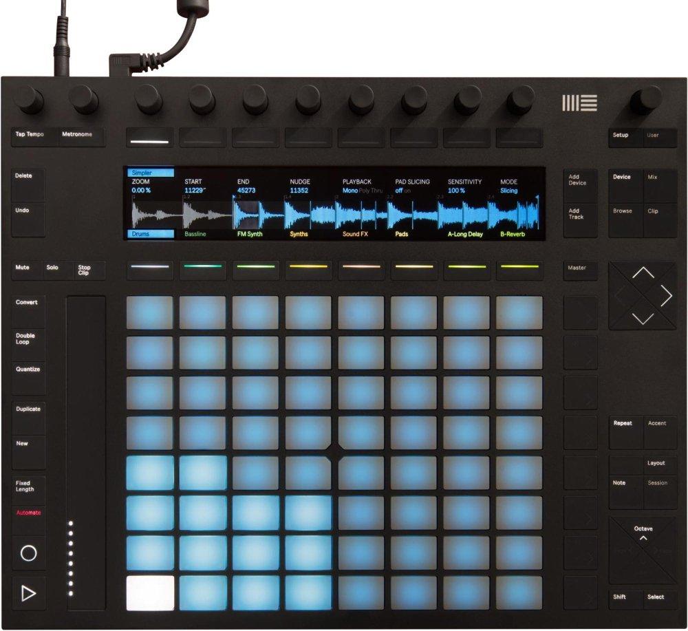 Ableton Push Controller Instrument 87565