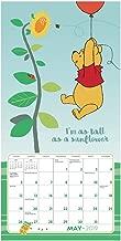 Winnie the Pooh Wall Calendar (2019)