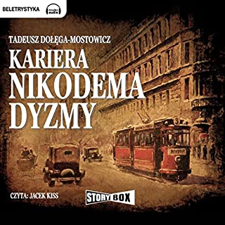Kariera Nikodema Dyzmy audiobook cover art