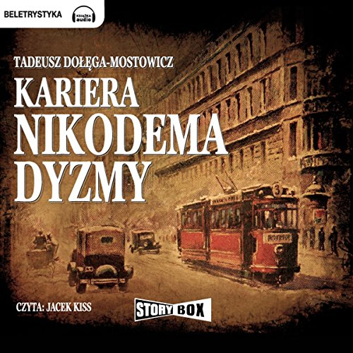 Kariera Nikodema Dyzmy audiobook cover art