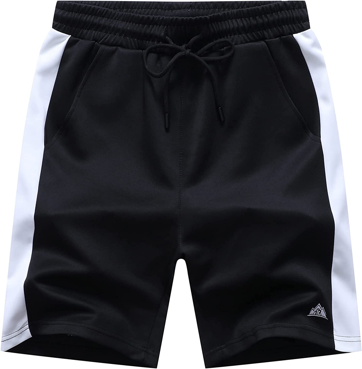 Max 64% OFF EXQ Mens Athletic Gym Shorts Casual Ranking TOP2 Workout Running with