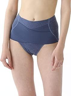 TOMYTEC 纸尿裤 产后 *棉 修复用 骨盆底部 灯型 19WFO016 ネイビー杢 LL