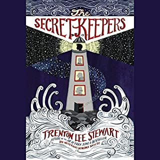 The Secret Keepers audiobook cover art