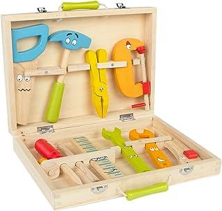 Colorbaby 43616 walizka narzędziowa, drewno (kolor Baby 436