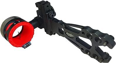 Axion Shift Single Pin Sight, Black.019