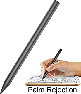 Stylus Pens for Apple ipad Pencil, with Palm Rejection, High Sensitivity Capacitive Stylus for iPad Pro (3rd Gen), iPad (6th Gen), iPad Air (3rd Gen), iPad Mini (5th Gen), Black Digital Pen