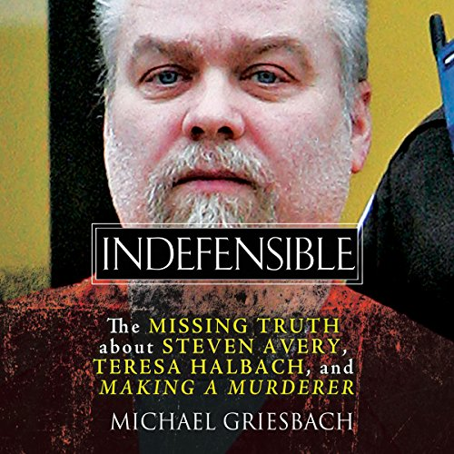Indefensible audiobook cover art