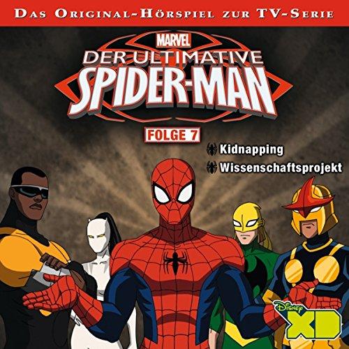 Der ultimative Spiderman 7 Titelbild