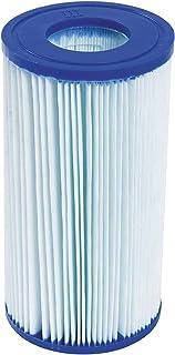 Waech 58476 - Filtro para piscina Bestway Intex Cartucho filtente para piscina (talla 3 A/C)
