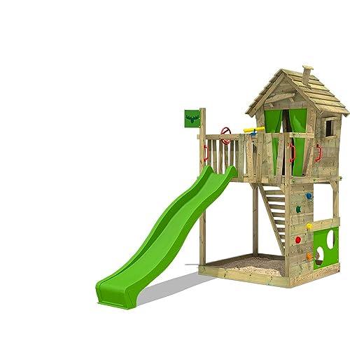 Berühmt Kinderspielturm mit Rutsche: Amazon.de DC44