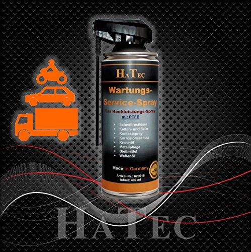 Maintenance & Service Spray avec PTFE 400 ml