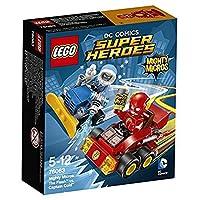 レゴ (LEGO) スーパー・ヒーローズ マイティマイクロ:フラッシュ vs キャプテン・コールド 76063