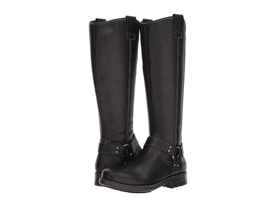 Taos Footwear Runaway (Black Leather) Women