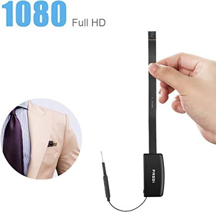 FREDI WiFi Camera, Mini Wireless Small Camera 1080P Nanny Camera with Motion Detection for Home