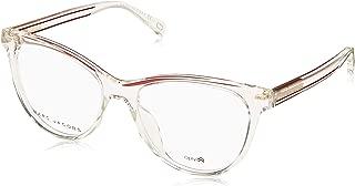 Marc Jacobs Marc 323/G 900 Crystal Plastic Cat-Eye Eyeglasses 52mm