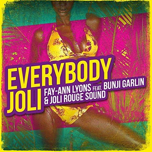 Fay-Ann Lyons feat. Bunji Garlin & Joli Rouge Sound