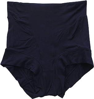 (アンフィニ)UN-FINI ぐで町子 脱力系パンツ ショーツ 1分丈 深め ハイウエスト モダール ストレッチ 単品