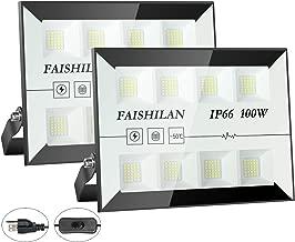 led floodlight equivalent to 500w halogen