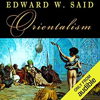 Orientalism audiobook cover art
