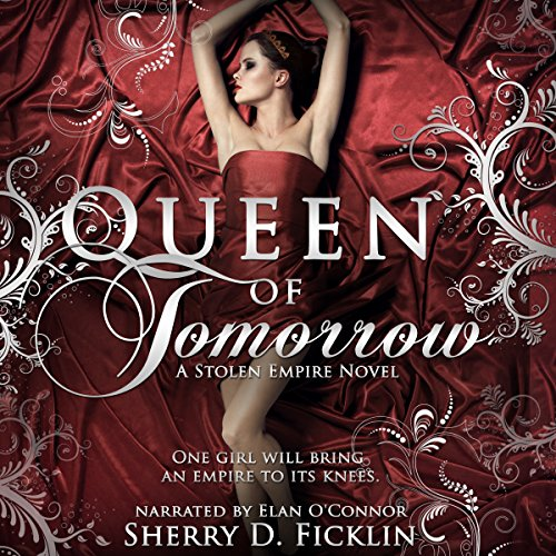 Queen of Tomorrow audiobook cover art