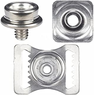 Athletic Specialties Stainless Steel Helmet Replacement Hardware Kit