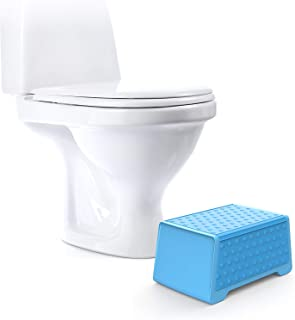 Doctor Designed Bathroom Toilet Stool and Sink Stool for Children - The EasyStool Children's Dual Height Multifunction Stool