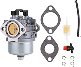 CQYD New 15004-0962 Carburetor with Choke For Kawasaki Carb 15004-7010 FJ180V REPL Toro 22298, 22189,Fits Commercial Choke Style