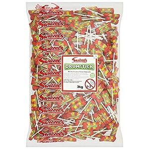 swizzels matlow drumstick lollies sweets 3 kg Swizzels Matlow Drumstick Lollies Sweets 3 kg 61PvLq NFNL