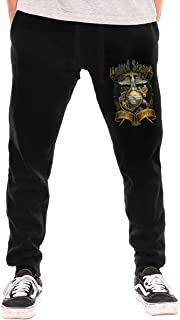 US Marine Corps Since 1775 Mens Sweatpants for Gym Training