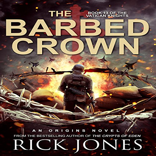Couverture de The Barbed Crown