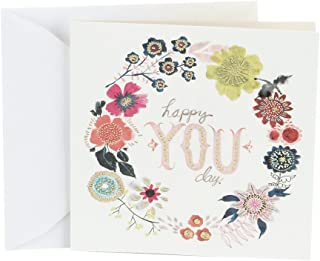Hallmark Studio Ink Birthday Card (Happy You Day)